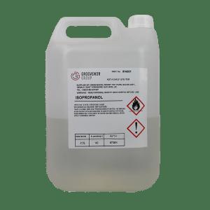 Isopropanol, cleaner, ipa da water
