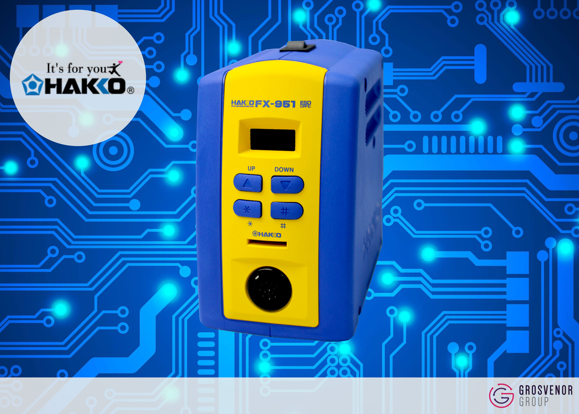 Hakko – Official Lead UK Distributors