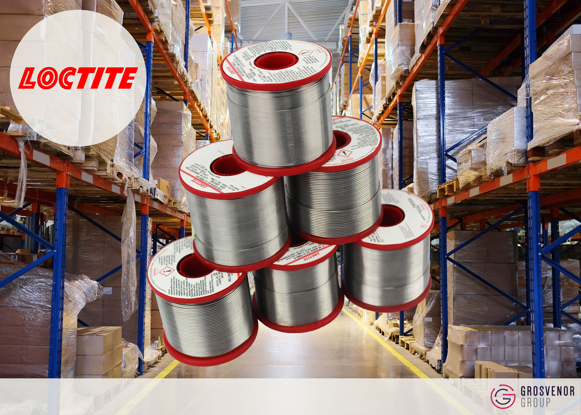 Official Distributors of Loctite