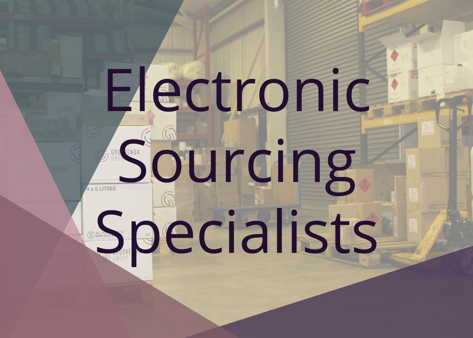 Electronic Sourcing Specialists